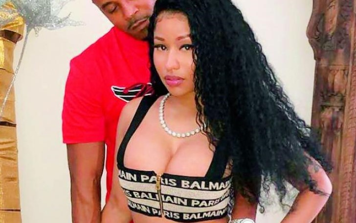 The Ex-Girlfriend of Nicki Minaj's Current Boo Gets Shot and Beaten Badly in Queens Home