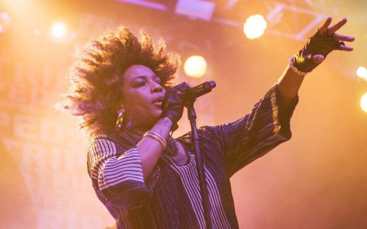 Macy Gray Sues ICM Over European Tour Shortfall