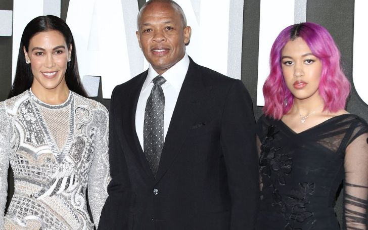 Dr. Dre Brags About Daughter's Acceptance into USC; Subsequently Deletes Instagram Post