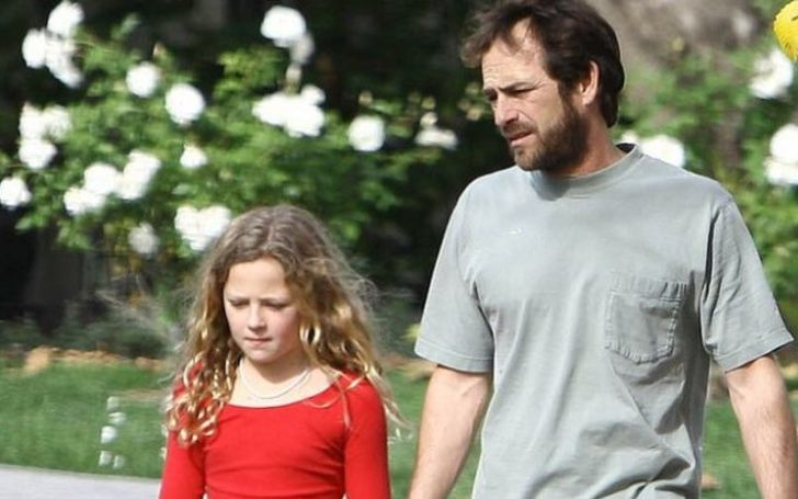 Luke Perry's Daughter Says She Misses 'Him a Little Extra Today'