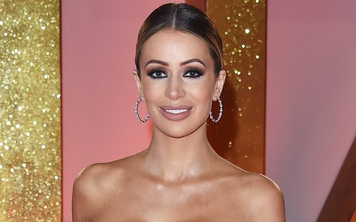 Olivia Attwood Reveals Shady Thoughts On Ex Chris Hughes' New Relationship