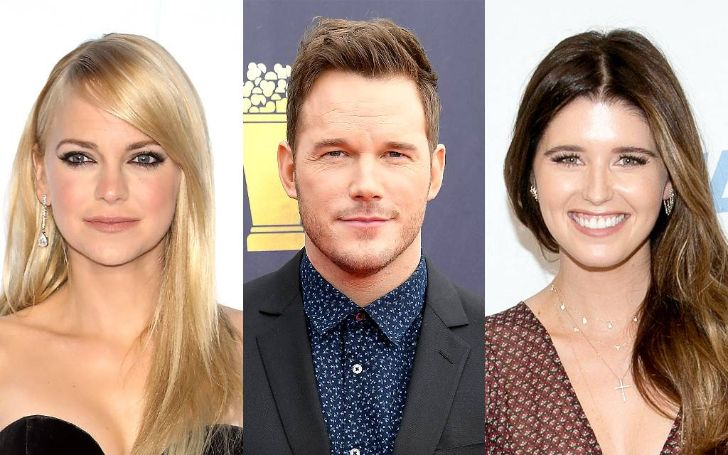 Anna Faris Says Chris Pratt Gave Her a Heads Up About His Proposal To Katherine Schwarzenegger