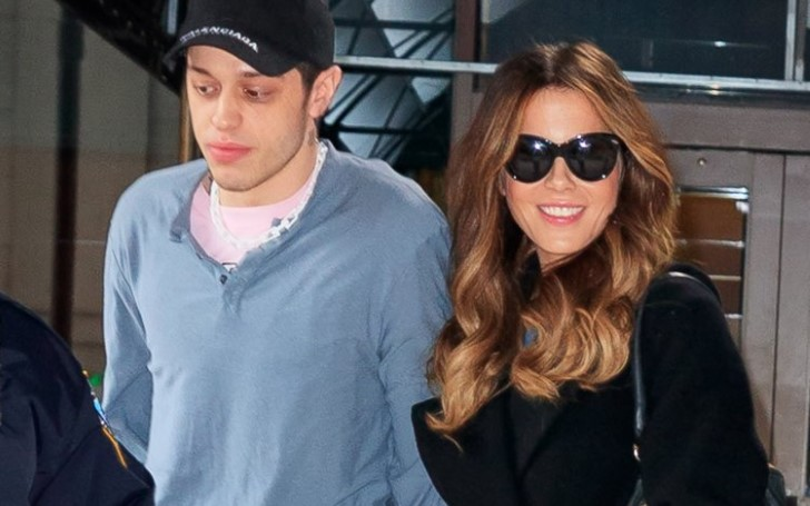 Pete Davidson Comes With His 'Own Bag of Mischief' Reveals Kate Beckinsale
