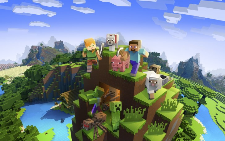 Churches Buy Minecraft-Themed Bibles To Create Excitement Amongst Schoolkids About Jesus