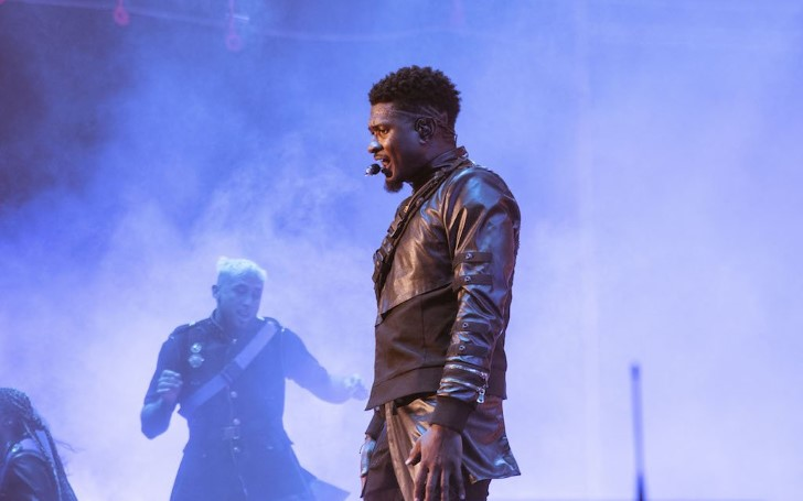 Usher Hints 'Confessions II' Album is on The Cards