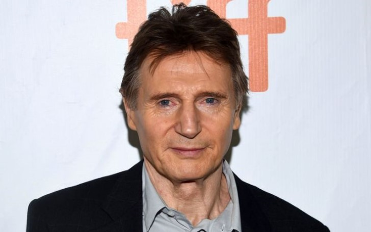 Liam Neeson Apologizes for 'Impulsive' Racial Comment