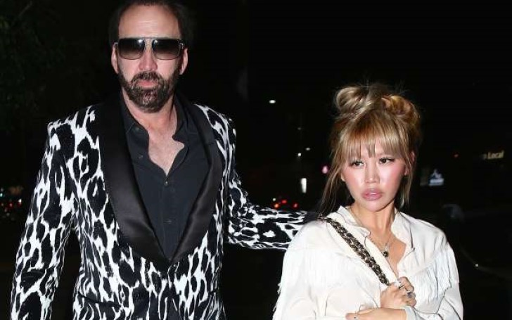 Nicolas Cage Claims He Was Too Drunk To 'Understand' He Was Marrying His New Wife