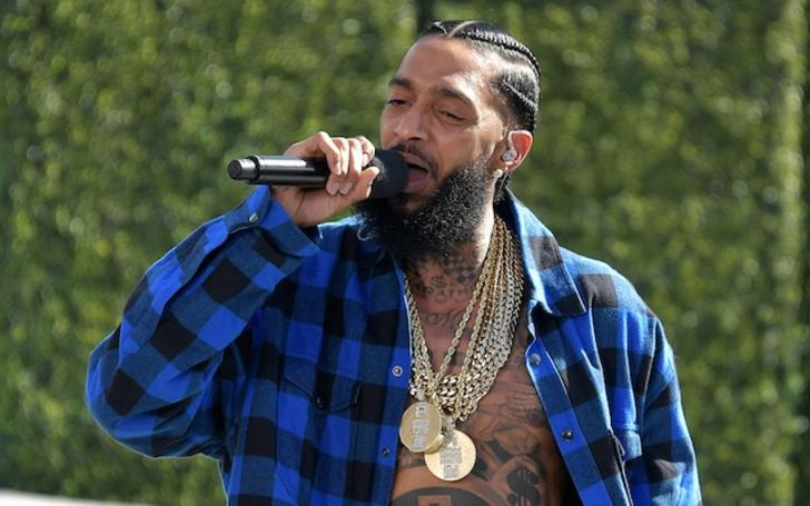 Sad News! Rapper Nipsey Hussle Killed In Los Angeles Shooting; He was 33