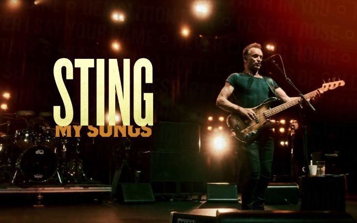 Sting Announces Reimagined Hits Album Titled 'My Songs'