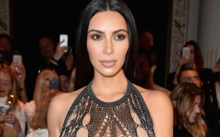 Reality Star Kim Kardashian Addresses Rumors of Presidential Campaign