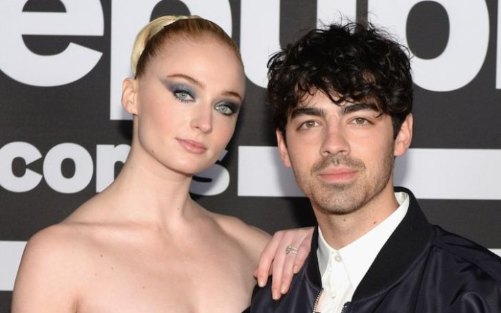 Keeping It A Secret! Singer Joe Jonas Had To Sign An NDA after his Girlfriend Sophie Turner Told Him about Game of Thrones Ending