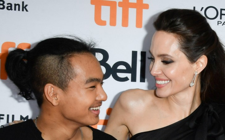 Angelina Jolie 'Nothing but Proud' of Son Maddox Before College