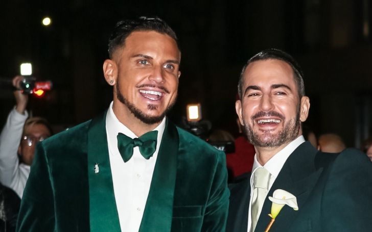Marc Jacobs Ties The Knot With Longtime Boyfriend Char Defrancesco In An Intimate Ceremony