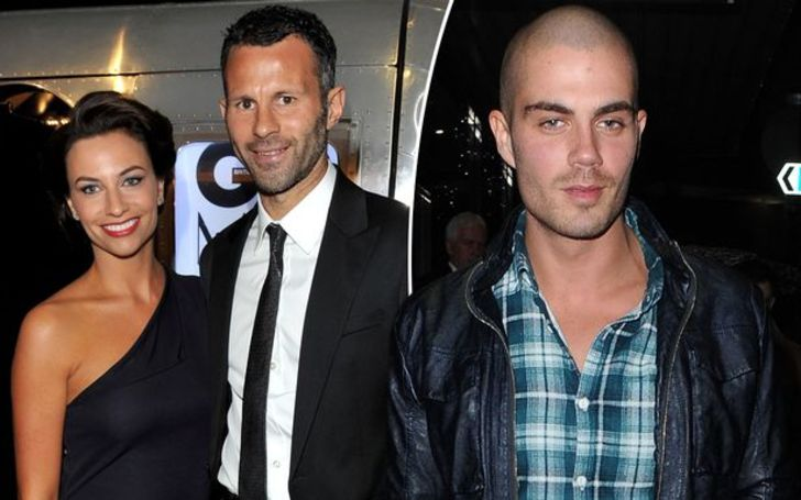 Ryan Giggs' Ex-Wife Stacey Cooke Is Dating Max George