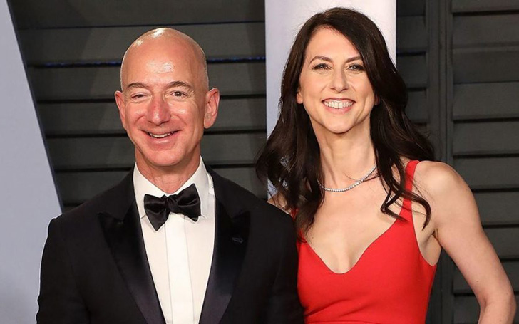 What Is The New Net Worth Of Jeff Bezos' Divorced Wife? Find Out The Reason The Longtime Couple Split!