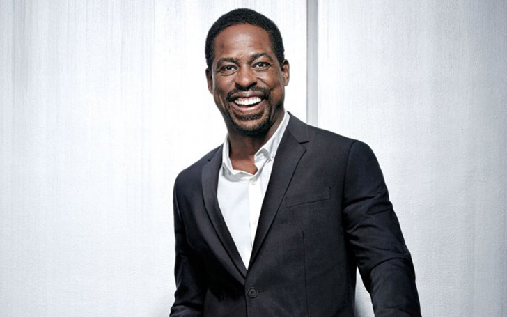 Sterling K. Brown Accepts NAB Television Chairman's Award and Reflects on What His Mother Taught Him