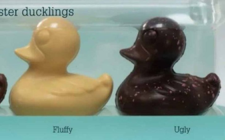 Waitrose Accused of Racism Over 'Ugly' Duckling Easter Egg