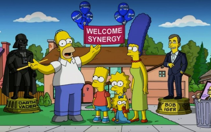'The Simpsons' Is Heading To Disney+ In Exclusive SVOD Deal