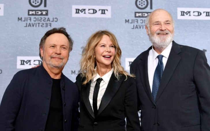 Meg Ryan, Billy Crystal and Rob Reiner From When Harry Met Sally Reunite 30 Years After Film's Release
