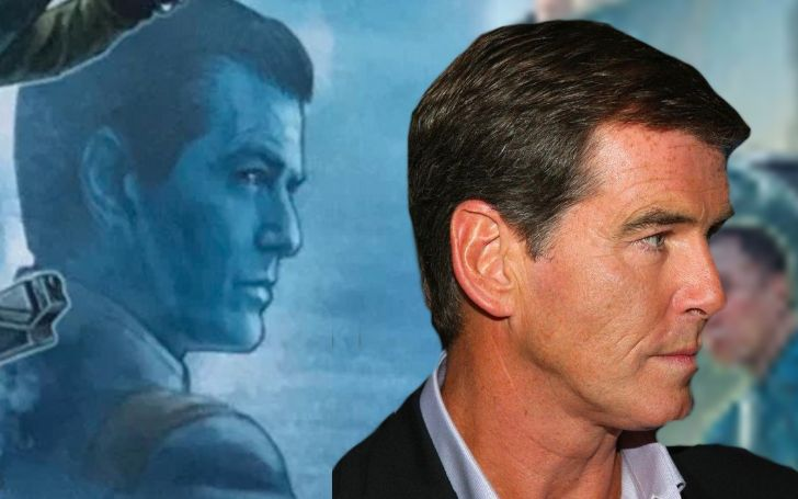 Fans Appear To Be Convinced Pierce Brosnan Is Joining Star Wars