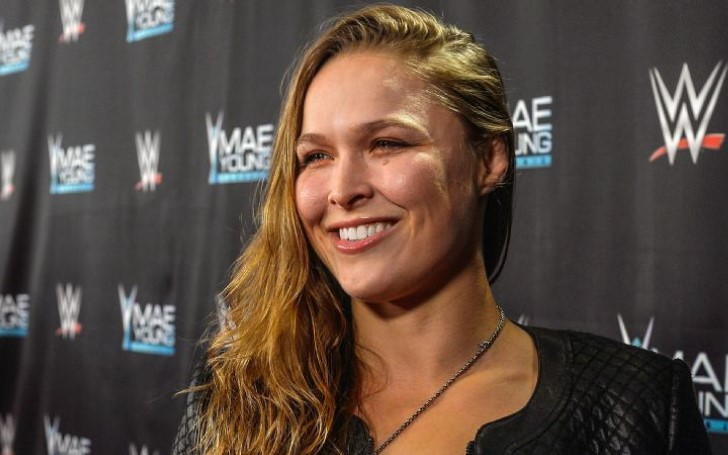 Ronda Rousey Admits She's Trying To Get Pregnant