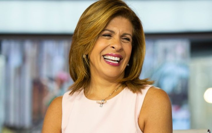 """Today"" Show Co-Host Hoda Kotb Has Adopted A Second Daughter"