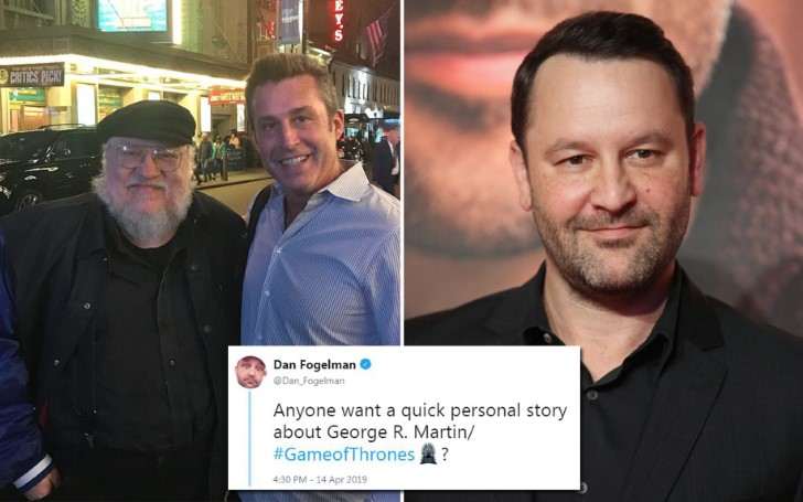 Dan Fogelman Shares A Heartwarming Story About Game Of Thrones Author George R.R. Martin