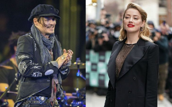 Did Johnny Depp Try To Get Amber Heard Fired From Aquaman?