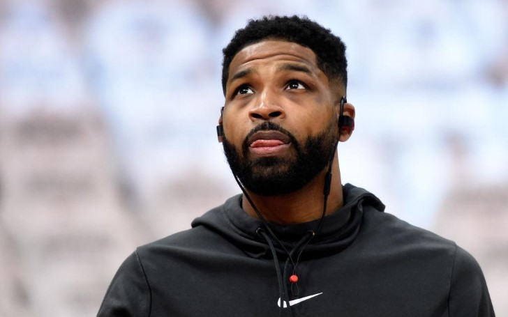 Tristan Thompson Is Reportedly Hooking Up With Every Groupie In Sight
