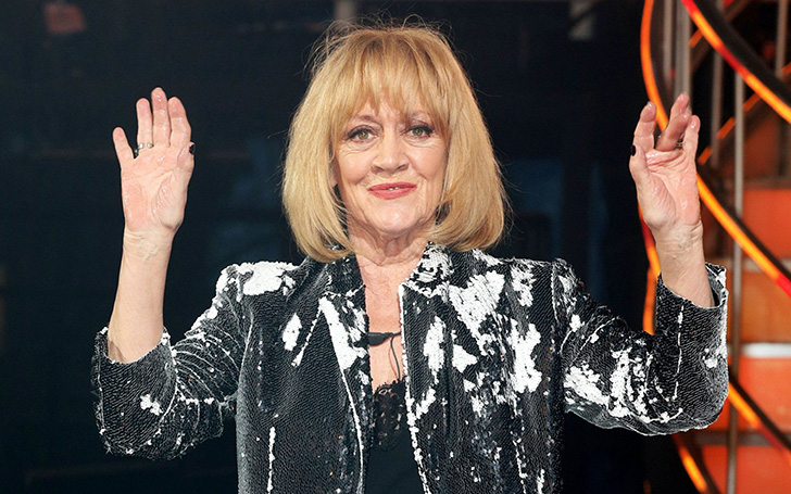 Amanda Barrie Nearly Died After Being Electrocuted In Her Home