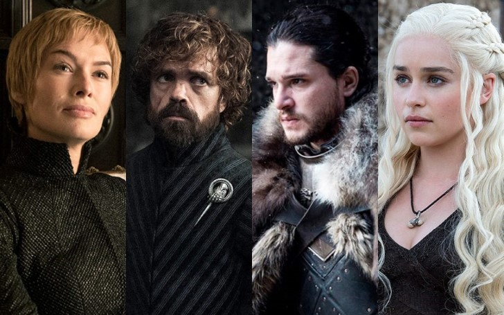 The Highest Paid 'Game of Thrones' Star Is Revealed And There's More Than One Correct Answer!