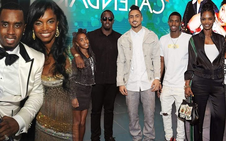 Rap Mogul Diddy Disclosed what Kim Porter Said Before She Passed Away