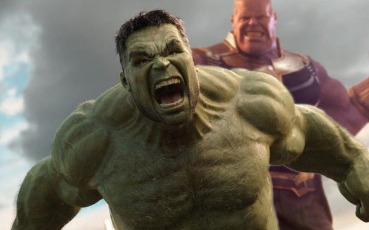 A New MCU Theory Suggests Thanos Sent Hulk To Ragnarok On Purpose