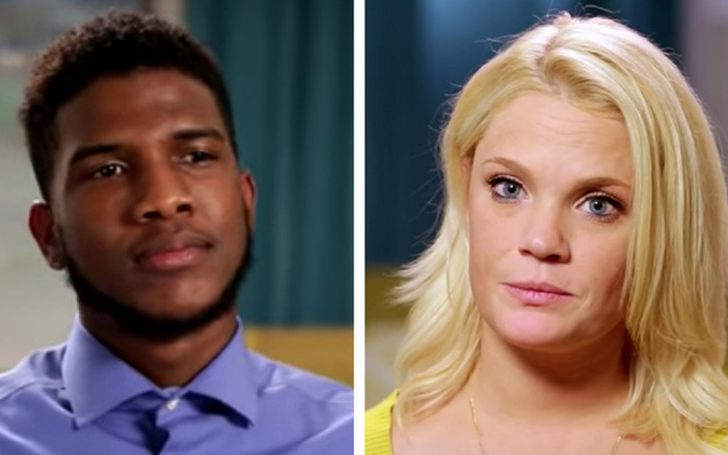90 Day Fiance Star Ashley Martson Files To Divorce Jay Smith Second Time This Year