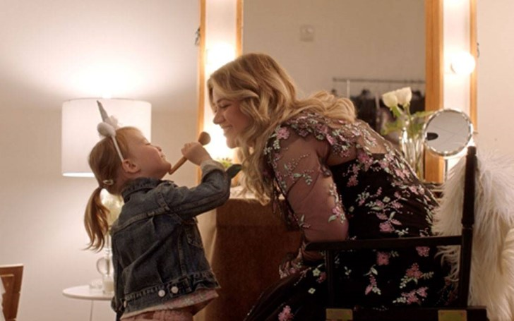 Kelly Clarkson's New Music Video for 'Broken & Beautiful' Features Her Daughter River Rose