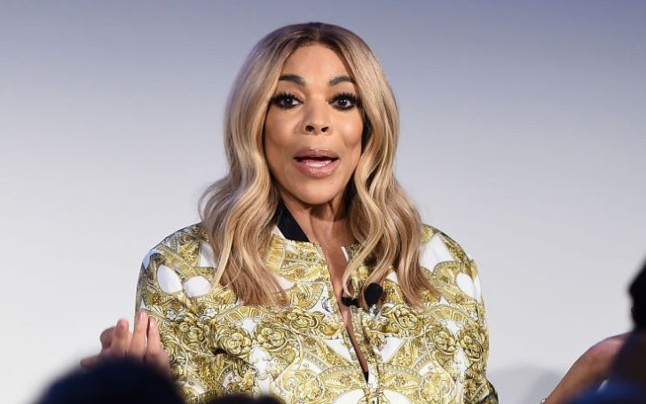 Wendy Williams Throws Shades At Husband By Joking About Being Poisoned