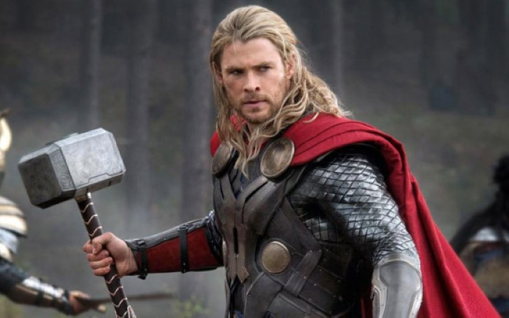 Chris Hemsworth's Family Calls Him Thor At Home