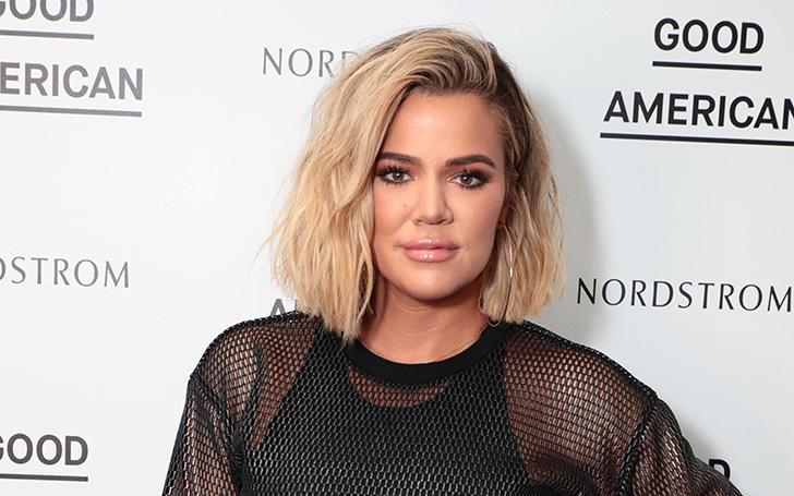 Khloe Kardashian Hits Out At Fan Over Instagram 'Photoshop Fail'