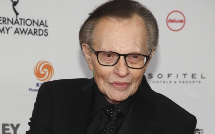Larry King Recovers In Hospital After Undergoing Heart Surgery