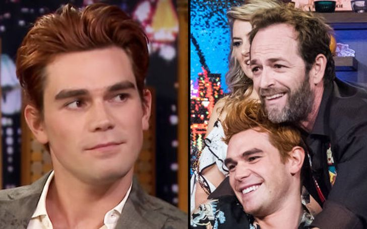 Riverdale's KJ Apa Talks About How The Show Will Handle The Tragic Passing Of Luke Perry