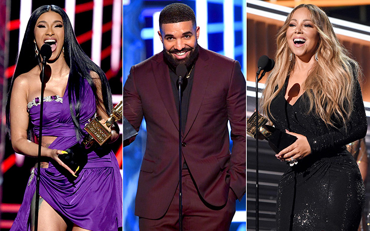 The Full List Of Winners At The Billboard Music Awards 2019
