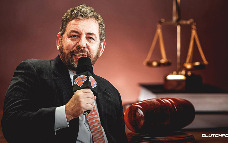Madison Square Garden CEO James Dolan Sued For Making Too Much Money