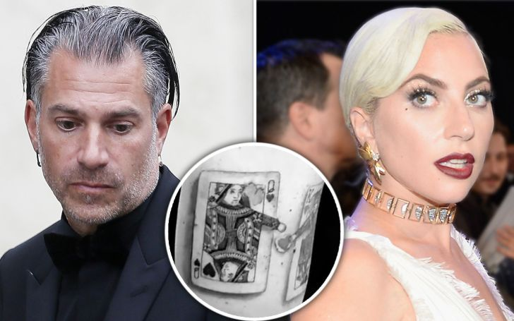 Lady Gaga's Fans Furious At Her Ex Over His New Tattoo