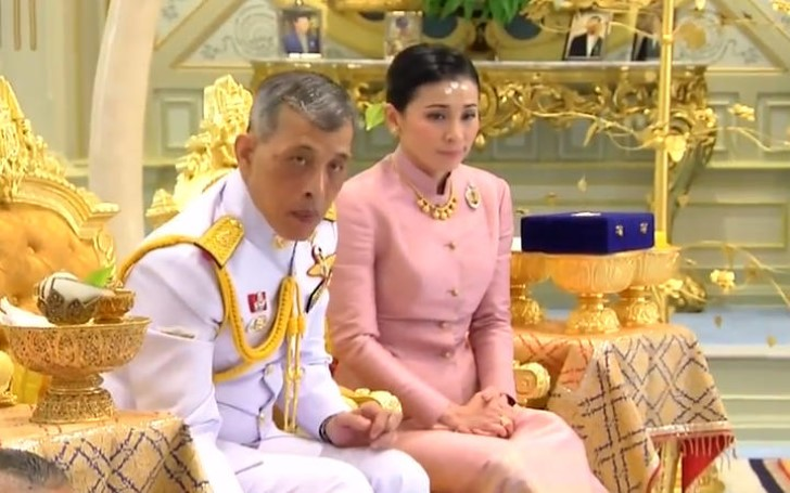 The King Of Thailand Married His Bodyguard And Made Her Queen