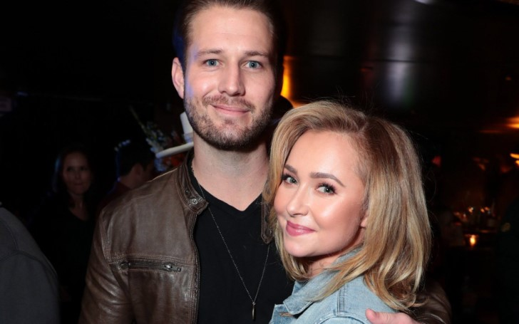 Hayden Panettiere's Boyfriend Gets Arrested Following Domestic Violence