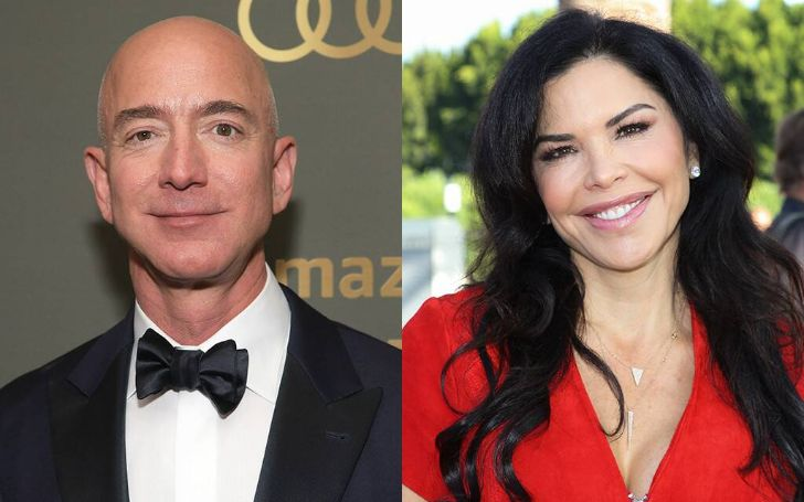Jeff Bezos Steps Out with his Girlfriend Lauren Sanchez for Date Night in NYC