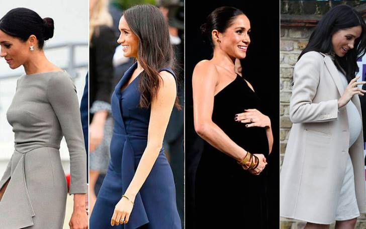 Meghan Markle's Hopes For A Natural Home Birth May Be About To Change