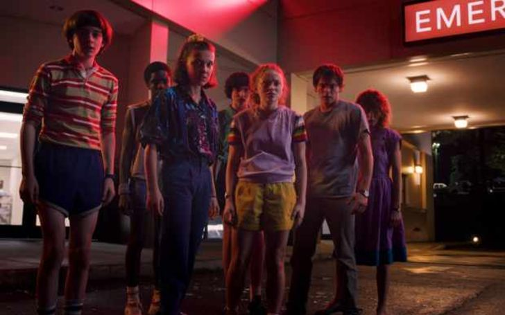 'Stranger Things' Lawsuit Gets Dropped Ahead Of Trial Date