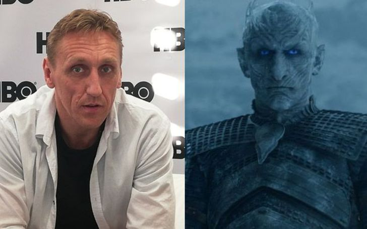 Game Of Thrones: Here's What The Night King Actor Vladimir Furdik Looks Like In Real Life