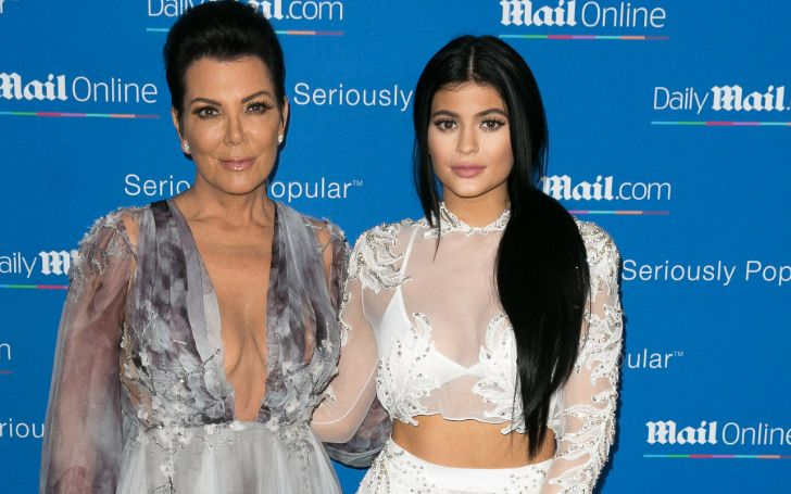 Kris Jenner Insists Daughter Kylie is Absolutely A Self-Made Billionaire!